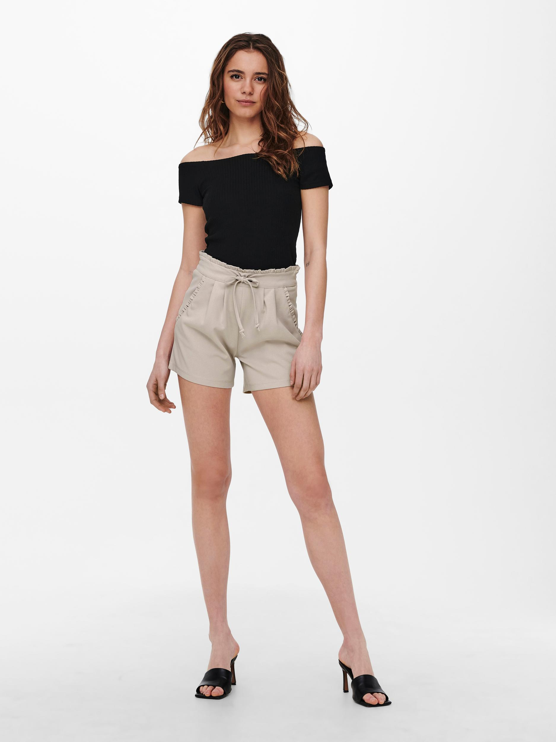 ONLY Off-Shoulder Top Nella in 3 Farben