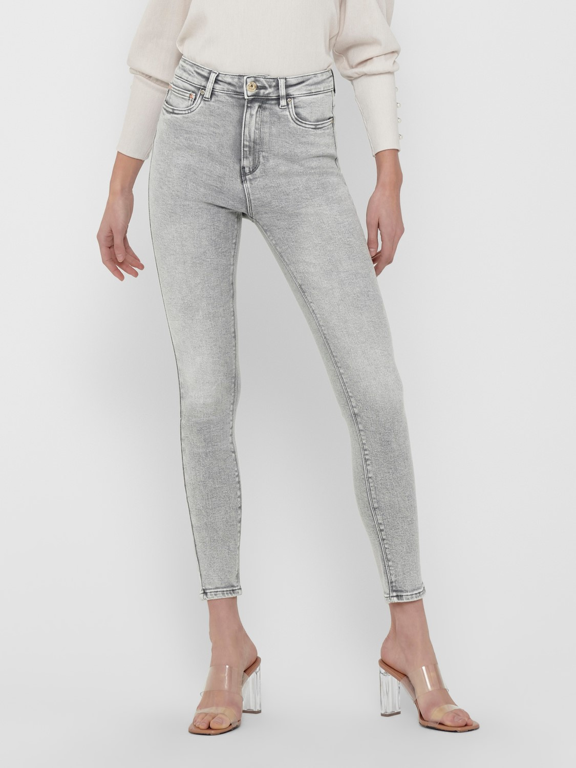 ONLY Jeans Mila light grey