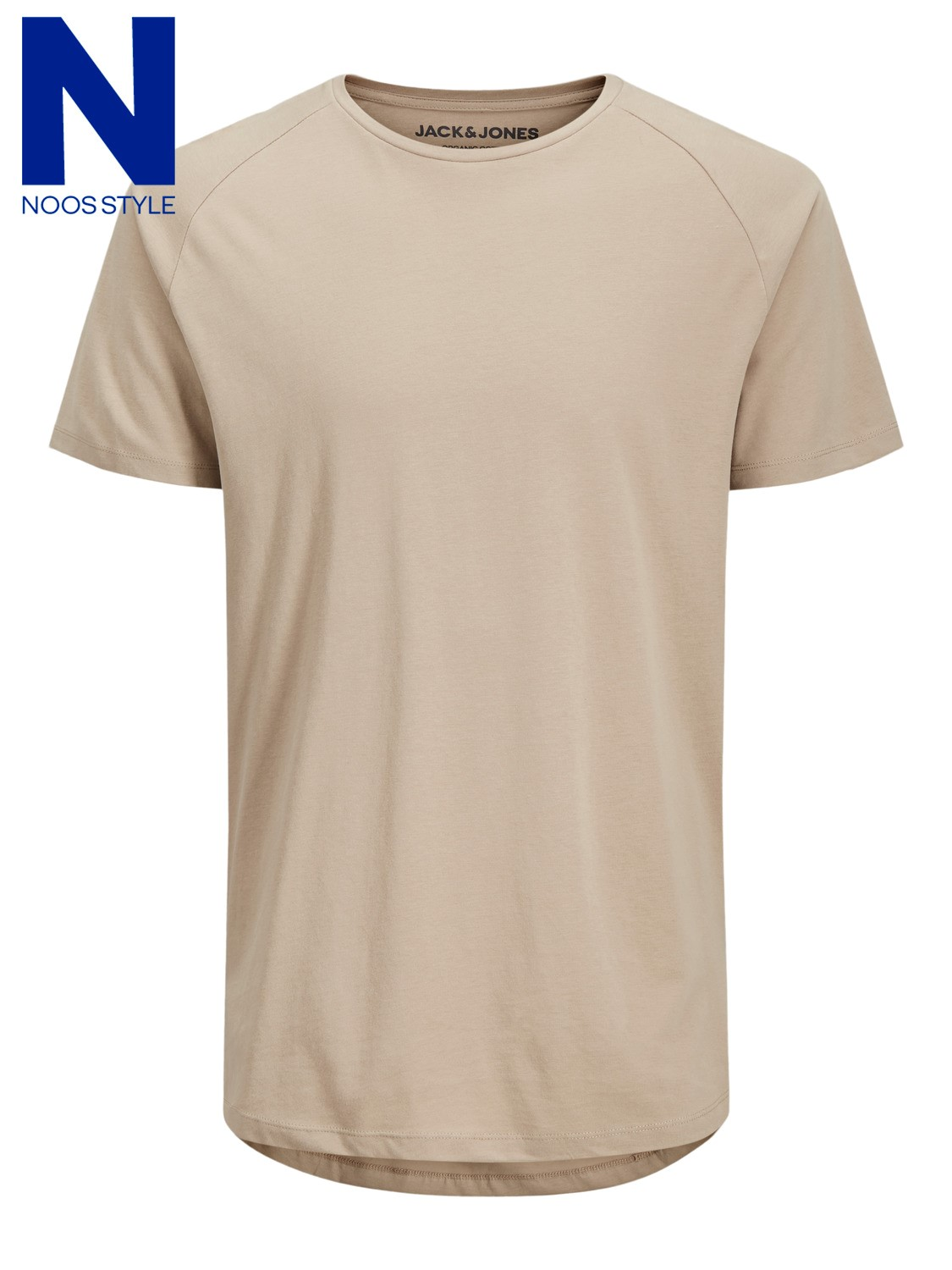 J&J T-Shirt Curved in 3 Farben
