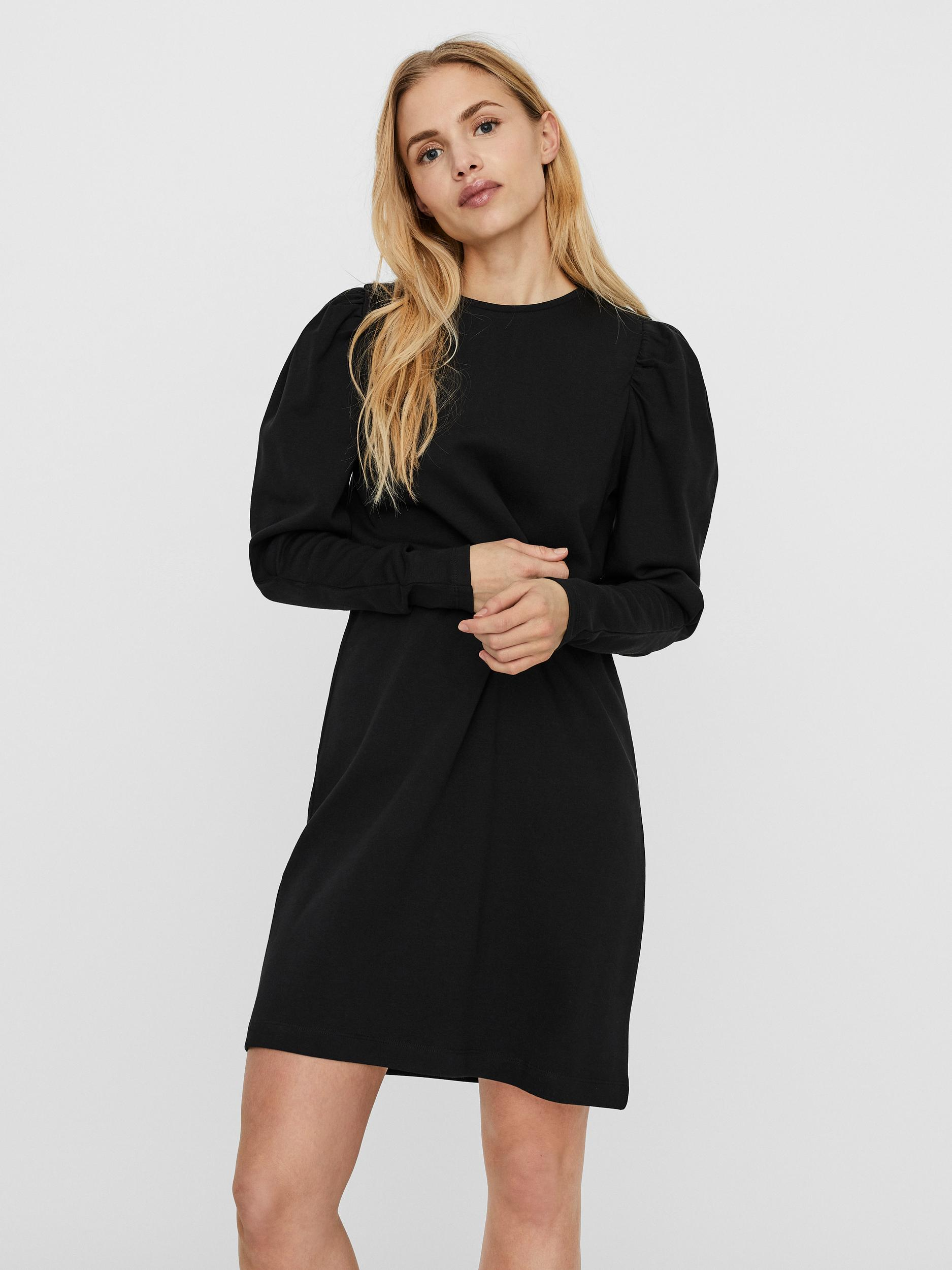 Vero Moda Longsleeve Dress Orina in 2 Farben